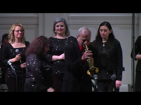 Snowfall - Ruth & Claud Thornhill | Arr. Mike Molloy (featuring Bobby Lewis, Trumpet)