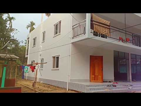 Bangladesh house, from start to end in 10 months