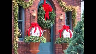 Easy Diy Outdoor Christmas Decorations Ideas
