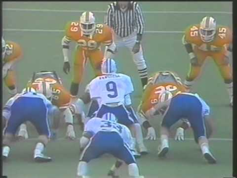 1984 Tennessee vs Kentucky