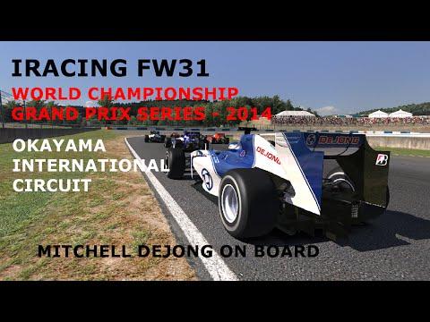 iRacing World Championship Grand Prix Series - 2014 Round 11 Okayama