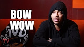Bow Wow on Putting Rap Career on Hold for Acting, Going Back to Rap (Part 1)