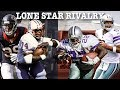 Lone Star Rivalry: The Epic Tale of Dallas vs. Houston   NFL Throwback