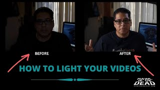 How to light your videos - Rawl of the Dead