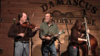 """Red Apple Rag"" fiddle music- Appalachian Trail Band at Damascus General Store 27 March 2010"