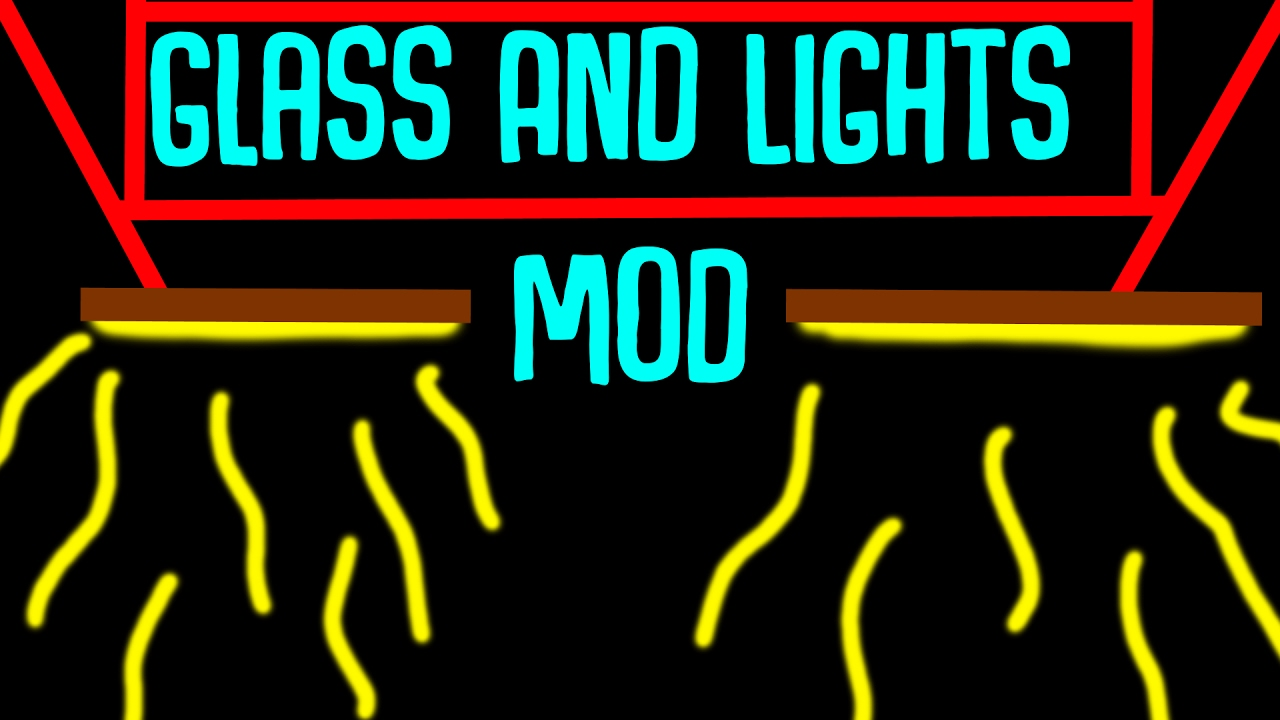 Rimworld Mod Guide: Glass And Lights Mod! Rimworld Mod Showcase