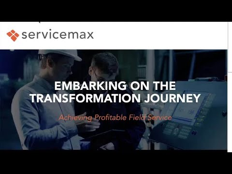 Embarking on your Service Transformation Journey - Joe Kenny