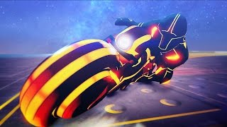 GTA 5 DLC - NEW TRON MOTORCYCLE SPENDING SPREE! (GTA 5 Online)