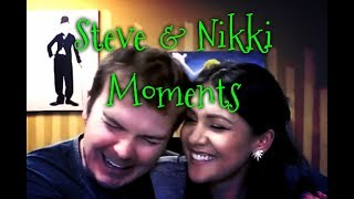 JustKiddingNews Steve & Nikki Moments