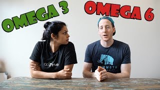 Omega 3 & Omega 6 Optimization | Make These Food Substitutions for Better Health