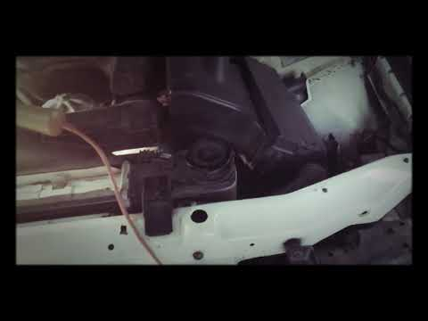 Бмв е36. Одна из причин провалов оборотов двигателя. ДПКВ.