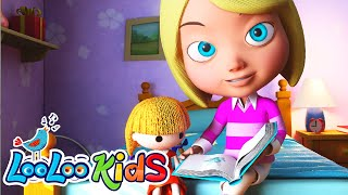 Download Miss Polly Had a Dolly - THE BEST Songs for Children   LooLoo Kids Mp3 and Videos