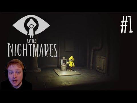 Uusi mystinen kauhu (?) seikkailu alkaa!! - Little Nightmares