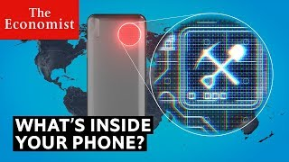 Where does your phone come from? | The Economist