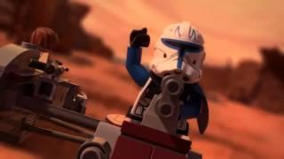 Barc Speeder - LEGO Star Wars - Episode 3 Part 1