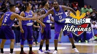 Gilas Pilipinas Best Plays SEABA 2017!