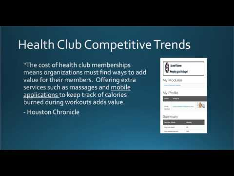 Fitness Industry Trends and Health Club Marketing Strategies