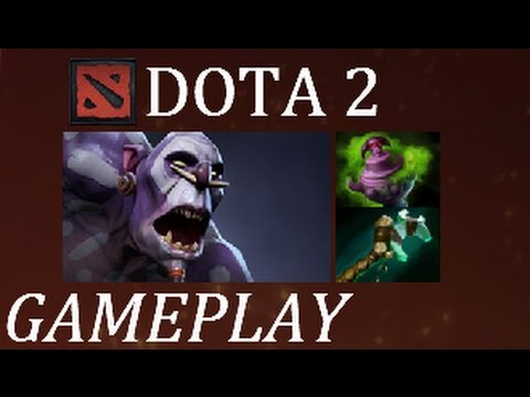 OH LOOK AT IT GO! | Dota 2 Witch Doctor Gameplay Commentary