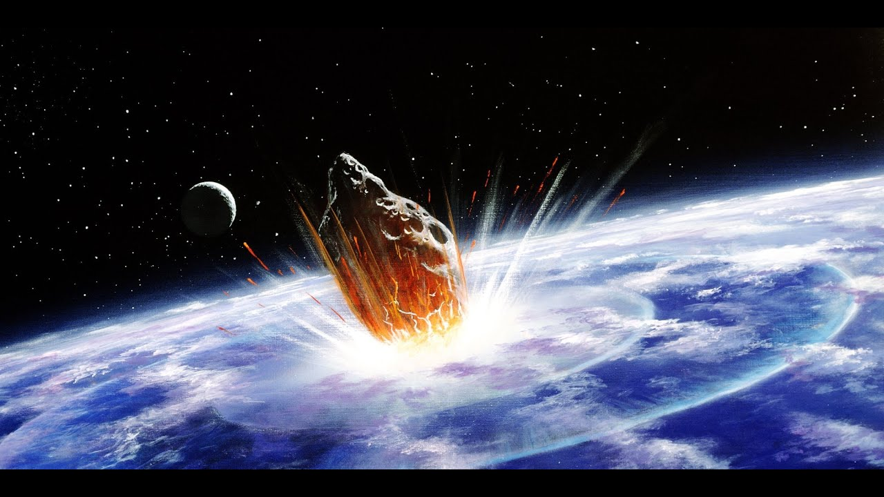 Asteroid To Hit Earth September 2015 I Say BS - YouTube