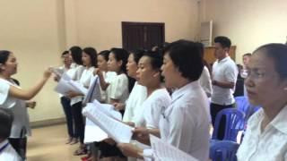 Ca Mừng Ơn Cứu Độ, Ca Đoàn Đồng Tâm VCTD Sài Gòn