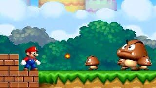 Dibujos Animados para Niños - Mario Bros Saltando para llegar a Casa