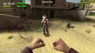 Fistful of Frags Gun Game