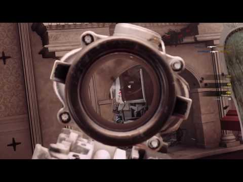Tom Clancy's Rainbow Six® Siege 1v4 clutch