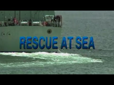 Canadian Forces - Rescue At Sea