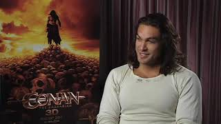 Jason Momoa Sexiest Moments in Interviews
