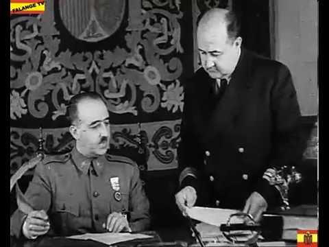 Guerra Civil Española. Unamuno se enfrenta a Millán Astray