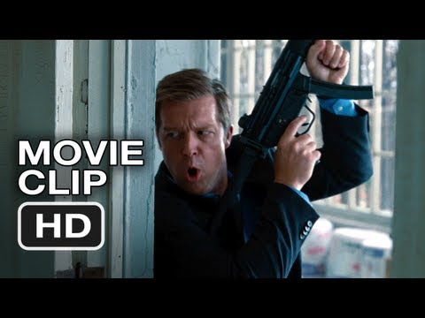 The Bourne Legacy Movie CLIP - Aaron Escapes to the Basement (2012) Jeremy Renner Movie HD