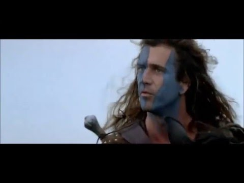 Braveheart - Discurso William Wallace y terminos del rey (audio latino)
