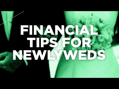 Young Money Financial Tips For Newlyweds