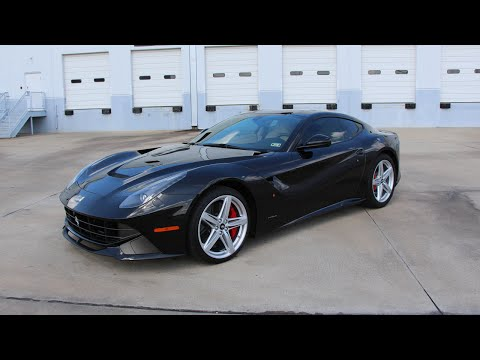 2014 Ferrari F12 Berlinetta - Review in Detail, Start up, Exhaust Sound, and Test Drive