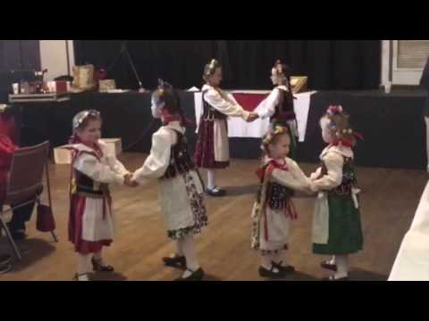 Polish Heritage Dancers at May 3rd Polish Constitution Day Polish Happy Hour Buffalo video 2