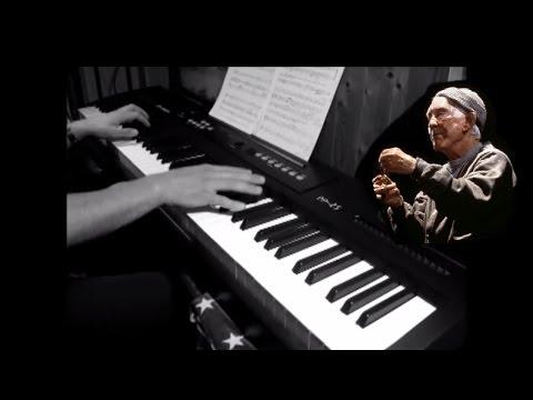 Rocky - Mickey Theme - Piano