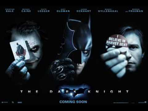 The Dark Knight OST - 01 Why So Serious?