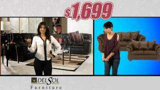 Del Sol Furniture Easy Credit, Take Home What You Need Today!