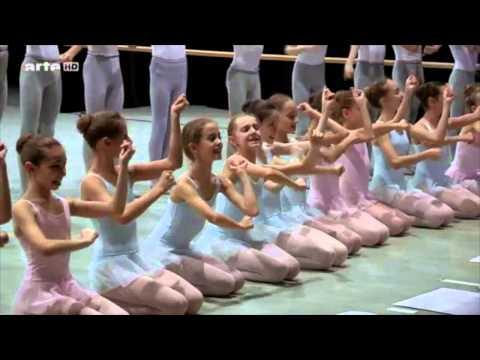 Die Tanzschüler der Pariser Oper (3/6) - Fortschritte