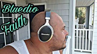 Bluedio Faith - Hi-Fi Deep Bass - Bajo Potente rotacion en 180 grados
