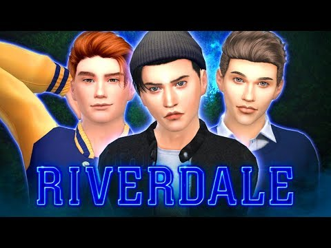 Jughead, Archie and Kevin! ?RIVERDALE GUYS? -  In the Sims 4! thumbnail