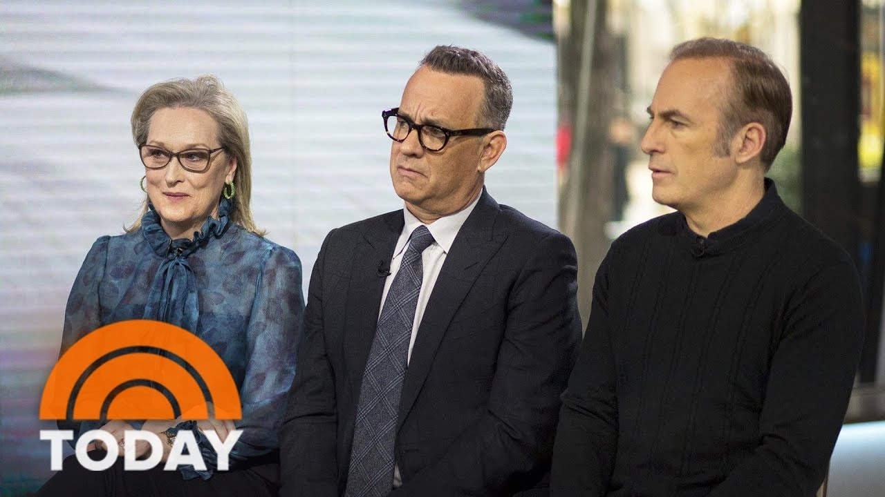 Download Meryl Streep, Tom Hanks And Bob Odenkirk Talk About 'The Post' | TODAY