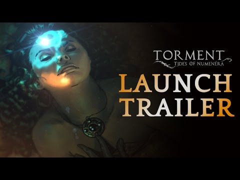 Torment: Tides of Numenera | Launch Trailer