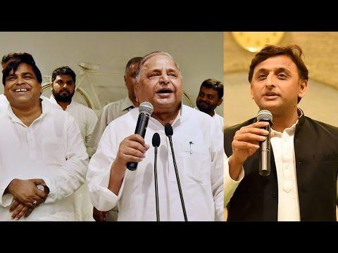 Akhilesh Yadav expands cabinet for the eighth time, Gayatri Prajapati reinstated ।  वनइंडिया हिंदी