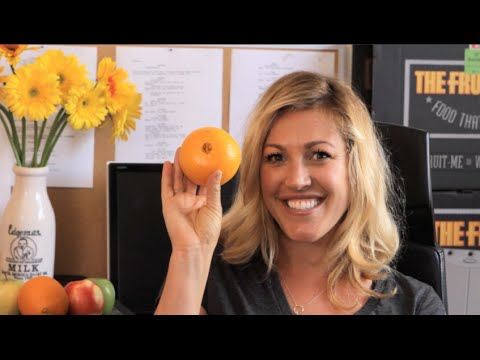 The Nutritional Benefits Of The Navel Orange - The FruitGuys