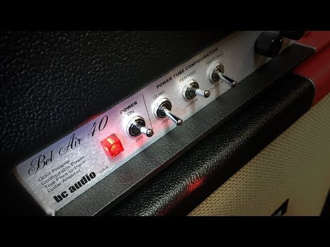 BC Audio Bel Air 40 Demo
