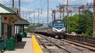 HD: Amtrak Corridor Action in Southeast Pennsylvania - 05-31-14