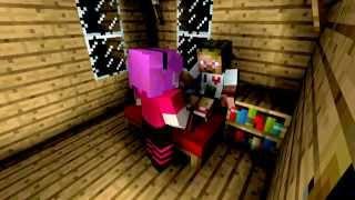 Диллерон и Миникотик. Minecraft Мультики