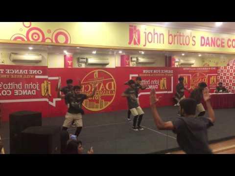 JB'S CHENNAI DANCE CHAMPIONSHIP 2016 - DON BOSCO