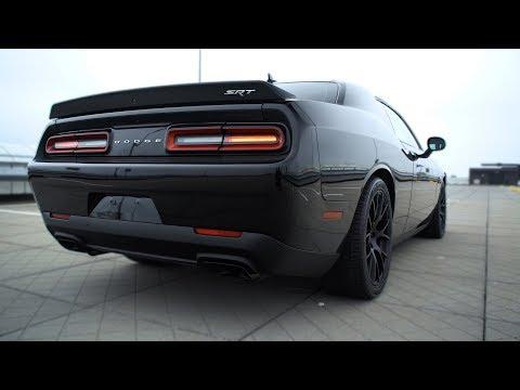 2016 Dodge Challenger SRT Hellcat – SOUND!